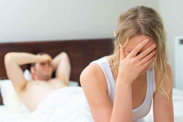 Skąd się biorą problemy z erekcją