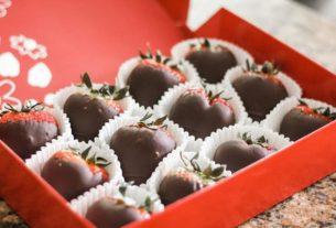 Jak zapakować luksusowe słodycze?