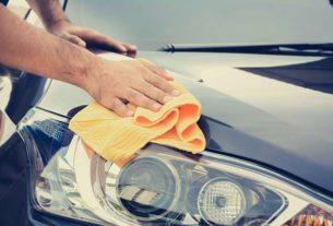 Jak polerować lakier samochodowy po zimie