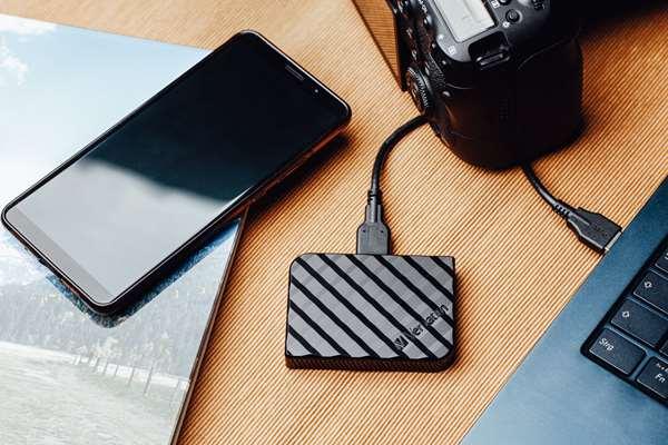 Verbatim prezentuje najnowszy minidysk SSD Store'n'Go