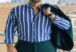 Wzorzyste koszule męskie - na jakie okazje warto je założyć
