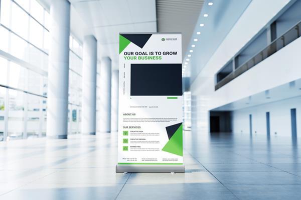 Rollupy – skuteczna forma reklamy wizualnej